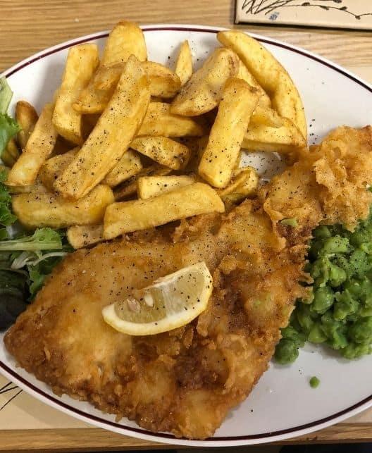 Newington Fish Bar NFB - Our Story 1