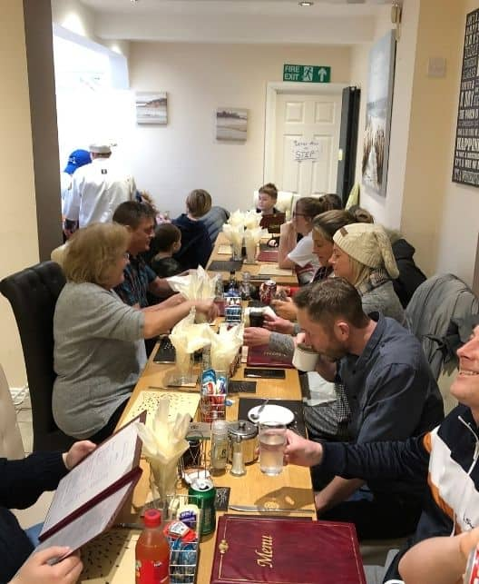 Newington Fish Bar NFB - Our Story 2