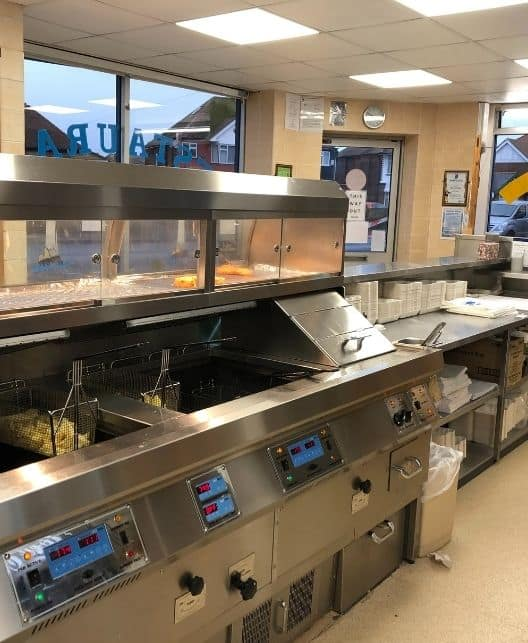 Newington Fish Bar NFB - Our Story 3
